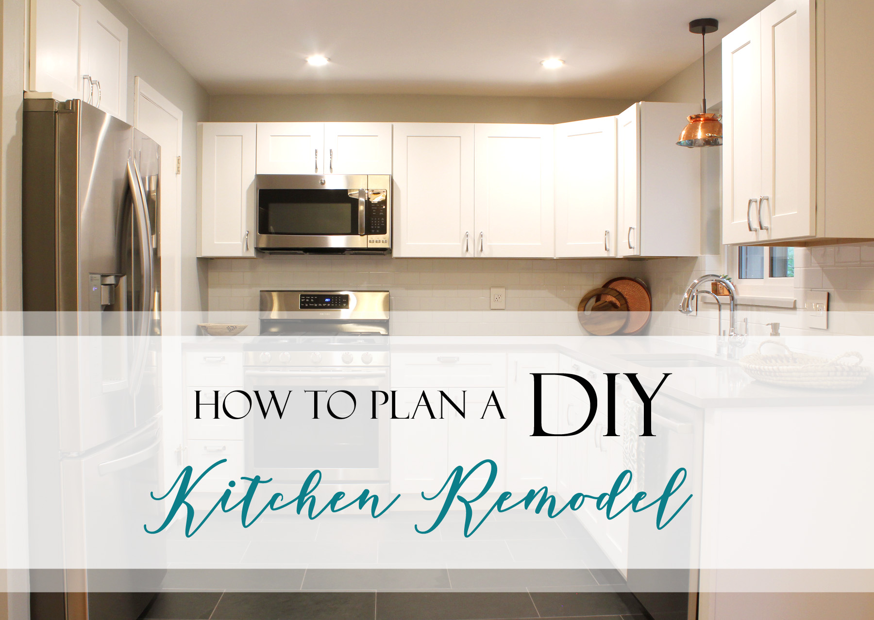 How To Plan A Diy Kitchen Remodel List In Progress